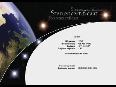 Certificate NL
